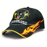 組み立てられた炎の接合箇所の刺繍サンドイッチスポーツの野球帽(TRB054)
