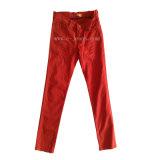 De 2014 colorido de los hombres de moda pantalones jeans (CFJ070)