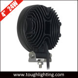 Offroad 4 Inch Round IP67 Waterproof 24W LED Tractor Work Lamp