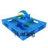 """) singolo fronte 1200X1000 (48 """" X40 """" con i pallet di plastica impilati di prezzi bassi dei ponti aperti"""