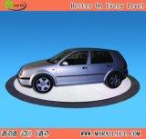 Auto plataforma giratória de giro do carro da entrada de automóveis