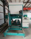 Machine van de Lintzaag van de elektrische Motor de Houten Voor het Verse Knipsel van het Logboek