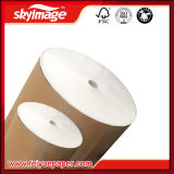 "papel do Sublimation do rolo 54 "" 77GSM para bandeiras/cortinas/bandeiras"