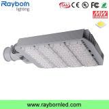 Carcaça de alumínio 120lm/W 200W 300W luz de rua LED para rodovias