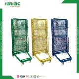 Ein-Rahmen nistbare Rollenbehälter (HBE-RC-4)