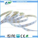 Impermeabilizar/tira flexible flexible de la luz blanca caliente No-impermeable 3014 LED del jardín