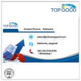 高品質(60020)のステンレス鋼の空のエンドキャップ