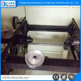 機械をねじる銅線のデッサンケーブルを残す高精度
