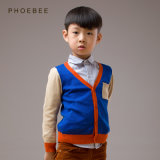 Phoebee Atacado 100% algodão meninos / tricô suéteres roupas