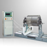Машина динамической уравновешенности ременной передачи для роторов