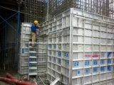 Les formulaires d'aluminium pour la construction de bâtiments High-Rise