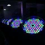 108 beleuchten bewegliche Hauptstadiums-Disco DJ PCS-RGBW LED