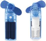 Nouveau cadeau promotionnel de Morden parfait ventilateur électrique en plastique et pulvérisateur d'eau