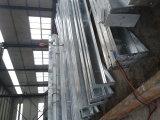 Сваренный стальной столб h (QDWF-003)