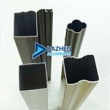 Perfil de aluminio serie 6000 Precio de Venta Directa de Fábrica para puerta ventana protectora