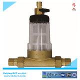 Brass Válvula de llenado con Gauge 2-4bar