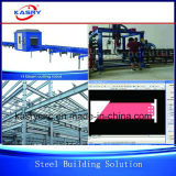 Машина луча CNC h изготовления стальной структуры справляясь