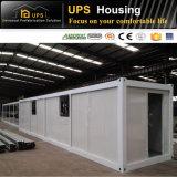 Удобная съемная полуфабрикат передвижная дом контейнера