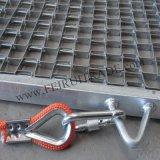 低炭素鋼鉄適用範囲が広い鋼鉄組み立ての抗力マット