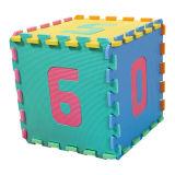 Blockiereneva-Schaumgummi-Fliesen, Puzzlespiel-Fußboden-Matte