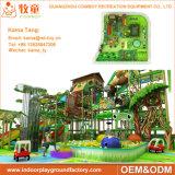 Preço interno do campo de jogos para o estilo da floresta dos miúdos e o jogo do oceano