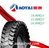 OTR pneu/les pneus radiaux/ chargeur pneu OTR E4 (21.00R35)