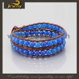 Stile blu dell'annata del braccialetto