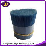 fibras sintetizadas del cepillo azul brillante del animal doméstico del diámetro de 0.18m m
