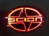 Lumière d'insigne de logo du véhicule 5D DEL pour le Scion
