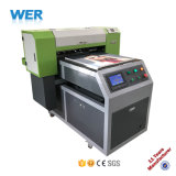 陶磁器、金属およびガラスWer-Ep6090UVのための紫外線印字機