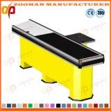 System-Supermarkt-Geld-Kassierer-Schreibtisch-Tisch-Metallprüfungs-Kostenzähler (Zhc18)