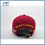 Los sombreros de encargo del algodón venden al por mayor las gorras de béisbol
