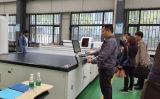 Cortadora por completo automatizada de la tela de materia textil de la ropa del CNC Tmcc-2225