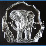 3D Crystal Iceberg elefante (BS0005)