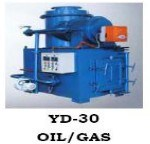 O incinerador de resíduos infecciosos (YD-30)