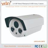 Precio de promoción de la gama de infrarrojos 60m Ahd impermeable cámara CCTV seguridad