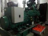 Diesel van de Generator van de Motor van de Levering van de Macht van de noodsituatie 1000kVA Cummins het Synchrone Produceren
