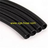 Hot Sale en plastique noir/blanc PE tube ondulé
