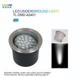 36W LED Inground Lichtstrahl-Winkel-justierbares im Freienlicht IP67 mit 3000K CREE LED