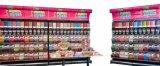 Fer de haute qualité d'un supermarché de présentoir