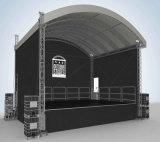 Portátil desmontable de aluminio al escenario de concierto para la venta