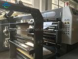 Control de la servo de la cuchilla giratoria doble rollo de papel a la máquina de cortar la hoja de máquina de láminas/SM (modelo).