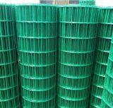 Зеленый цвет сварочная проволока сетка в Гуанчжоу