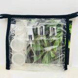 7PCS высокое качество поездки пластиковой бутылки для косметической упаковки/расширительного бачка,