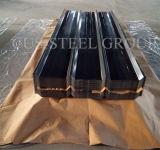 凝縮の屋根ふきの鋼鉄/Trapezoidal反カラーフェルトが付いている上塗を施してある屋根シート