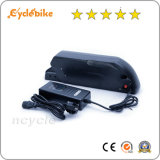 52V 13Ah E-Bike Tiger Shark LG Batterie au lithium de cellules d'importation avec 2D'UN CHARGEUR