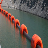 Большой диаметр дна используйте трубу недомолота 400мм землечерпательных работ HDPE трубы