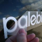 Die Cut Logo Weatheproof film transfert lettre de voiture en vinyle autocollant autocollant personnalisé