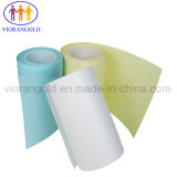 60g/70g/80g/90g/100g/110g/120g Branco/Amarelo/Azul a libertação do papel para morrer de moldagem de Corte