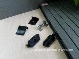 Le décor bois plastique usine WPC Decking Flooring 146*19.5mm